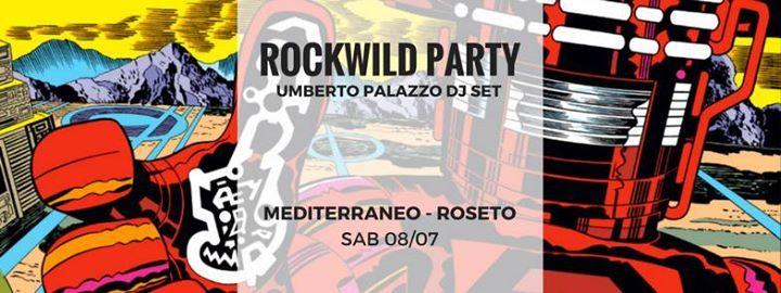 Rockwild sulla spiaggia LIDO MEDITERRANEO - Roseto degli Abruzzi | Eventi Teramo #eventiteramo #eventabruzzo