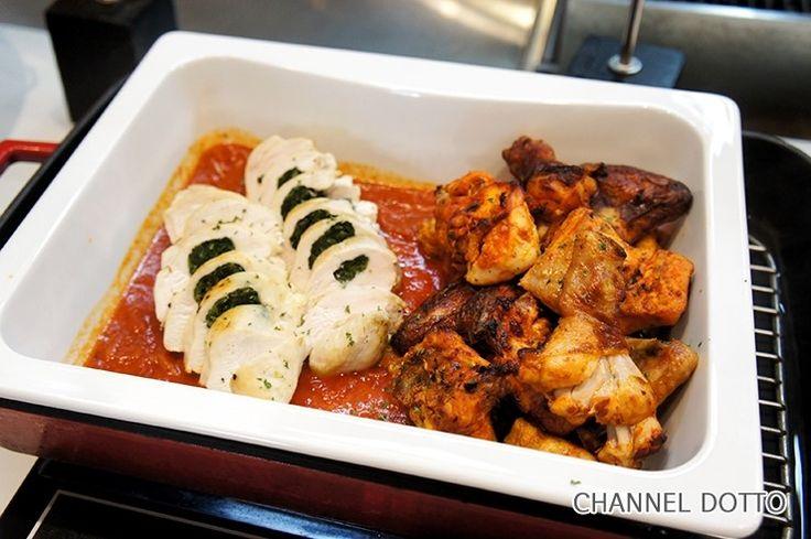 ibis Styles Ambassador Seoul Gangnam Hotel / Fresh 365 Dining / 이비스 스타일 앰배서더 서울 강남 호텔 / 프레쉬 365 다이닝 / 쁘띠 프랑스 / French Cuisine