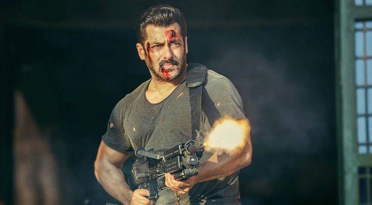 #SalmanKhan starrer #TigerZindaHaiTrailer is out  http://bit.ly/2Ao07g6  #TigerZindaHaiTrailerDay #TigerZindaHai #KatrinaKaif