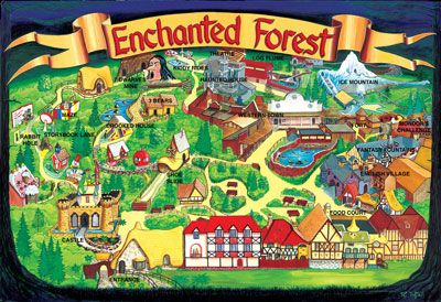 The Enchanted Forest. Salem, Oregon. A must.