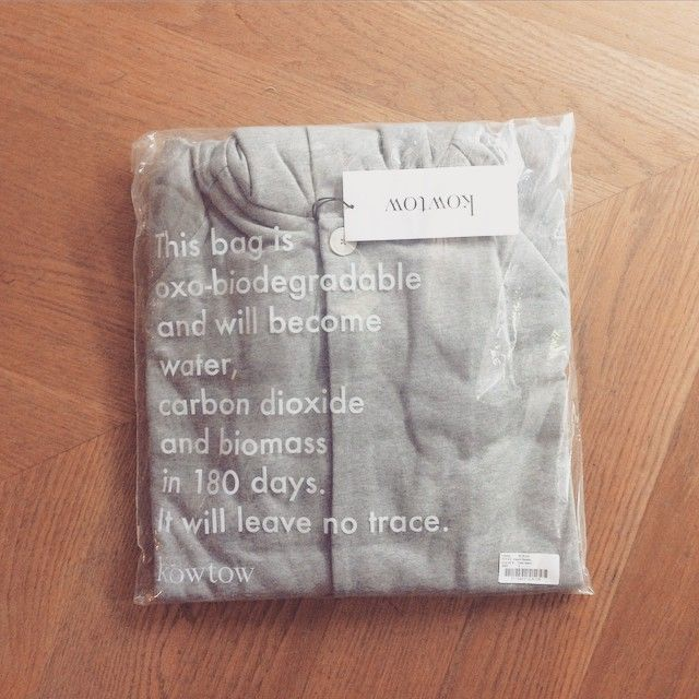 kowtow clothing packaging - Google Search                                                                                                                                                      More