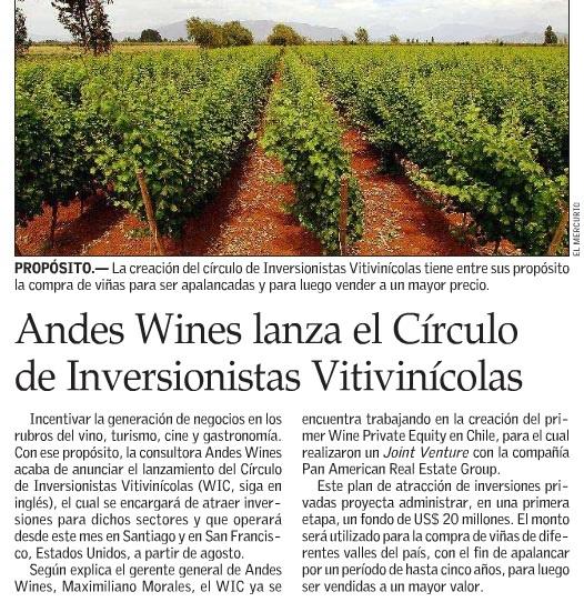Circulo de Inversionistas Vitivinicolas