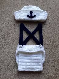 Image result for Free Crochet Baby Sailor Hat Pattern/etsy*com|listing|106906791|adorable Baby Boy Gift Set The Little