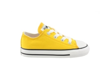 Underground by Journeys: Toddler Converse All Star Lo Athletic Shoe - Yellow
