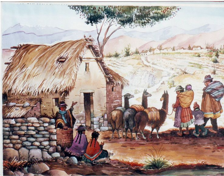 paisaje andino - Buscar con Google