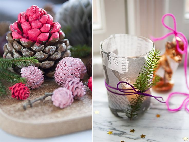 24 fine DIY-tips til julepynten - Velkommen til juleverksted! - Boligpluss.no