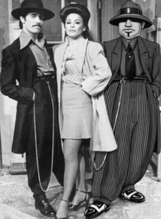 the misrepresentation of the zoot suit by the media List of documents in this case study about the zoot suit riots  press was  pressured to cease printing negative reports misrepresenting mexican american  zoot.