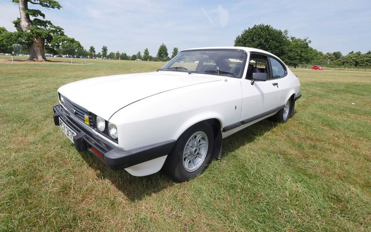 The Trade Archive Car Ford Ford Capri Classic Cars