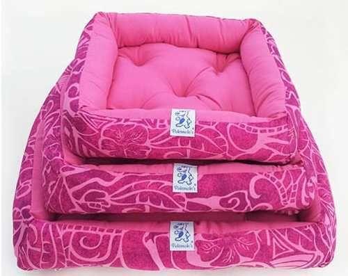 Cama Para Cachorros Caminha Almofadada Luxo Comfort P