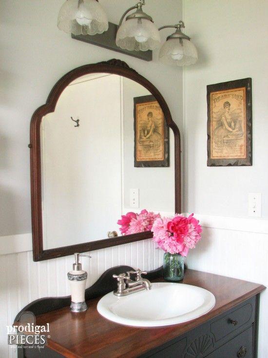 Best Bathrooms Images On Pinterest Bathroom Ideas - Budget friendly bathroom remodel for bathroom decor ideas