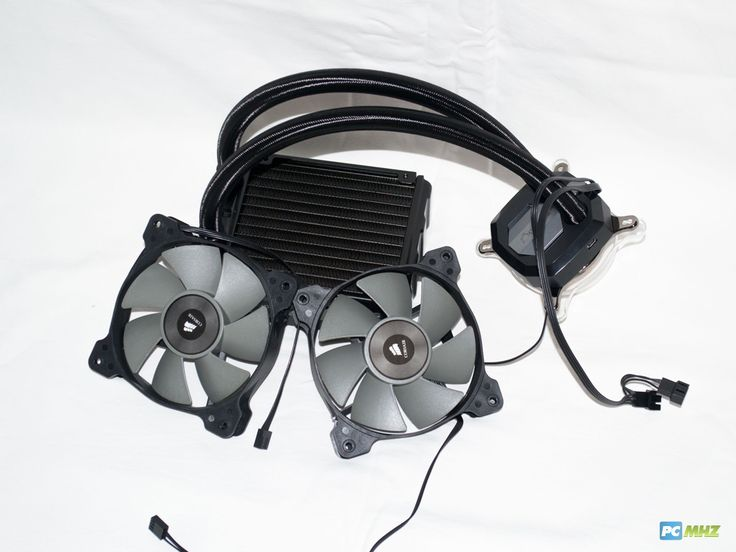 Cooler all-in-one Corsair H80i GT