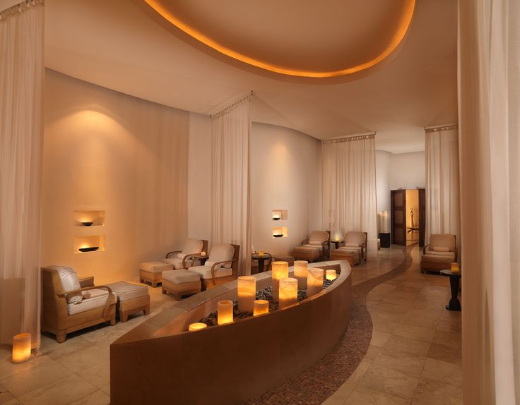 Plan your beach wedding at Le Blanc, and relax the day before in this world class spa. #destinationwedding #spa #travel