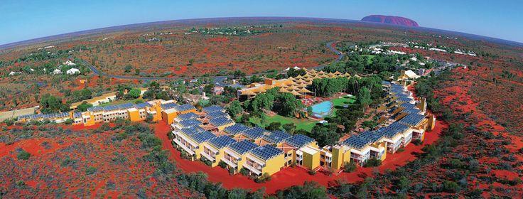 Ayers Rock Resort Accommodation, Uluru - Outback Australia