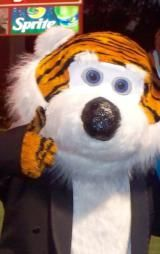 Check out the University of West Alabama! (and Luie the Tiger)