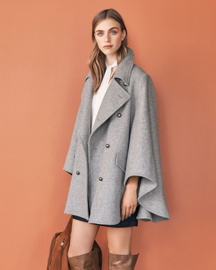 We think this is the coat of the season. View autumn arrivals and inspiration at http://www.countryroad.com.au/shop/woman