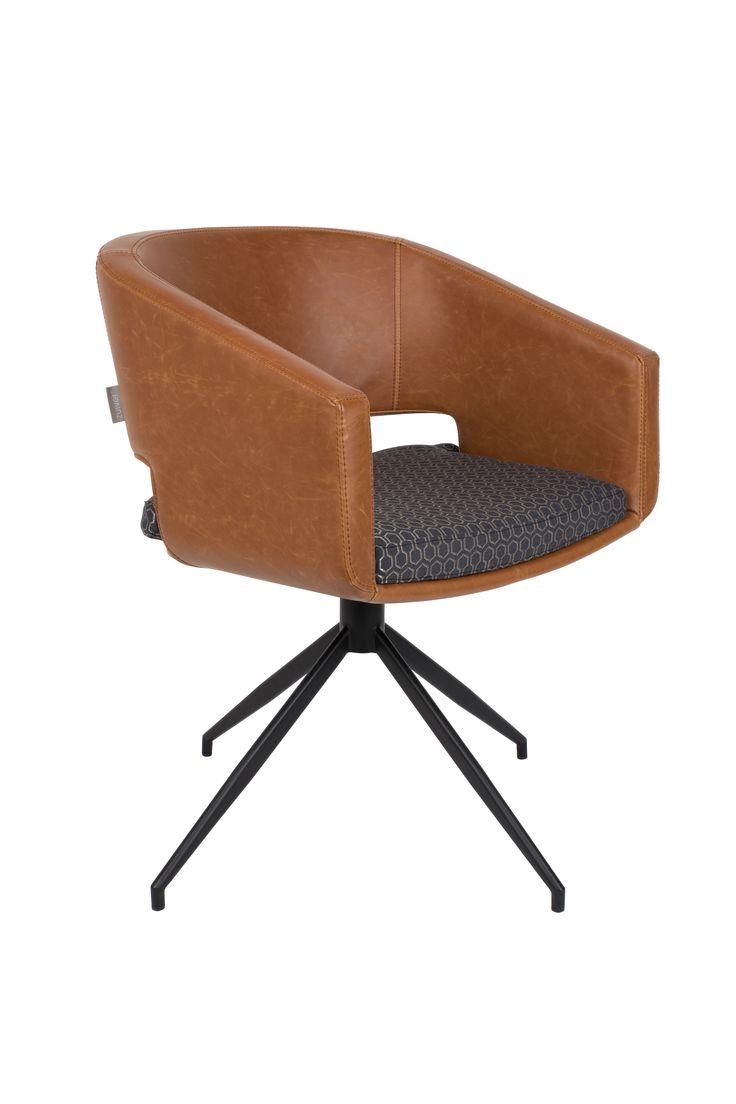 Beau armchair - Brown