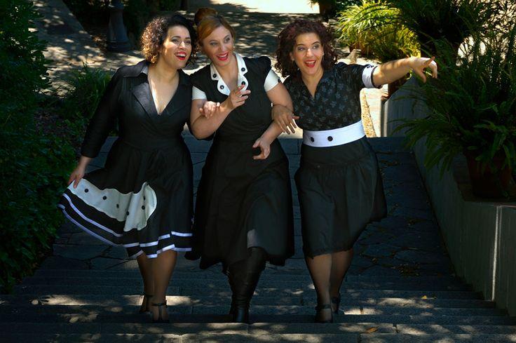 THREE - Trio Les Cot Photo by Senén Escoda www.senenescoda.com Music & Theatre