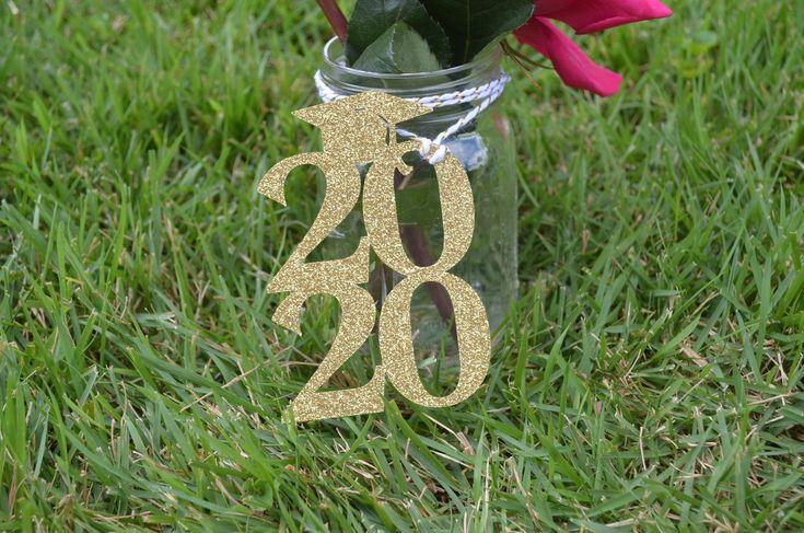 Graduation party Decorations Centerpiece 2020,2020, 2020 Graduation Decor, 2020 Graduation Tags, Class of 2020, Senior Props For Photo