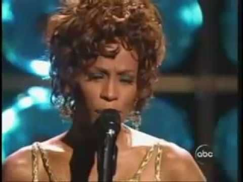 Whitney Houston - I Believe In You and Me, I will Always Love You - Live 2004