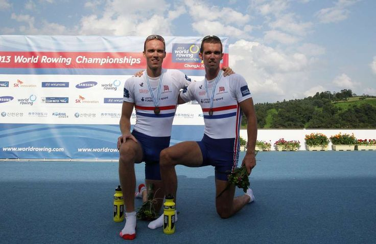Richard and Peter Chambers Country: Northern Ireland Sport: Rowing Richard, 31, and Peter, 26, won silver together at the London ... - Getty