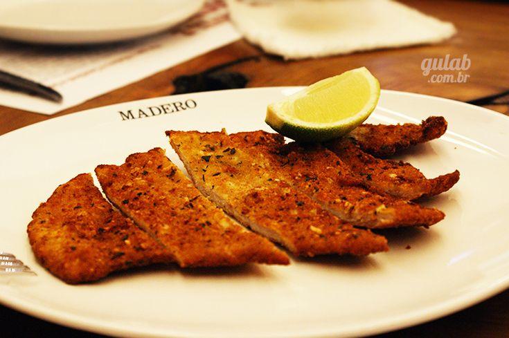 Rio: Restaurante Madero - Gulab