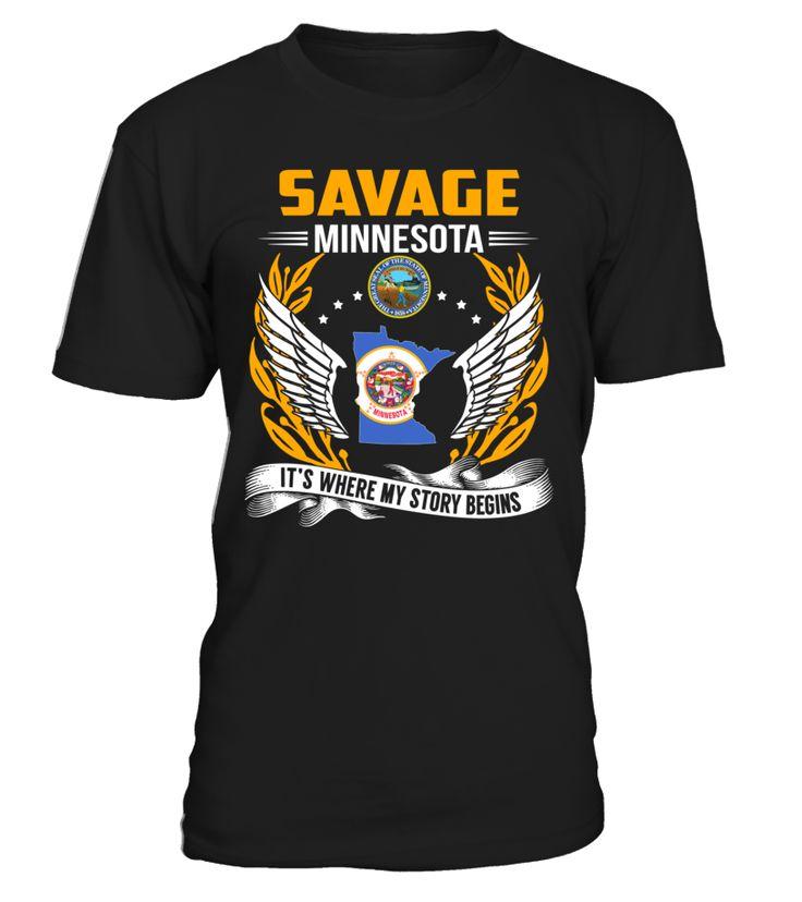 Savage, Minnesota - It's Where My Story Begins #Savage