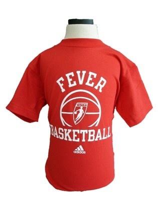 Fever Basketball Kids Tee (4-7)