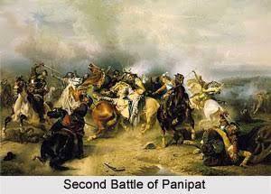 2nd Battle of Panipat 1526 AD