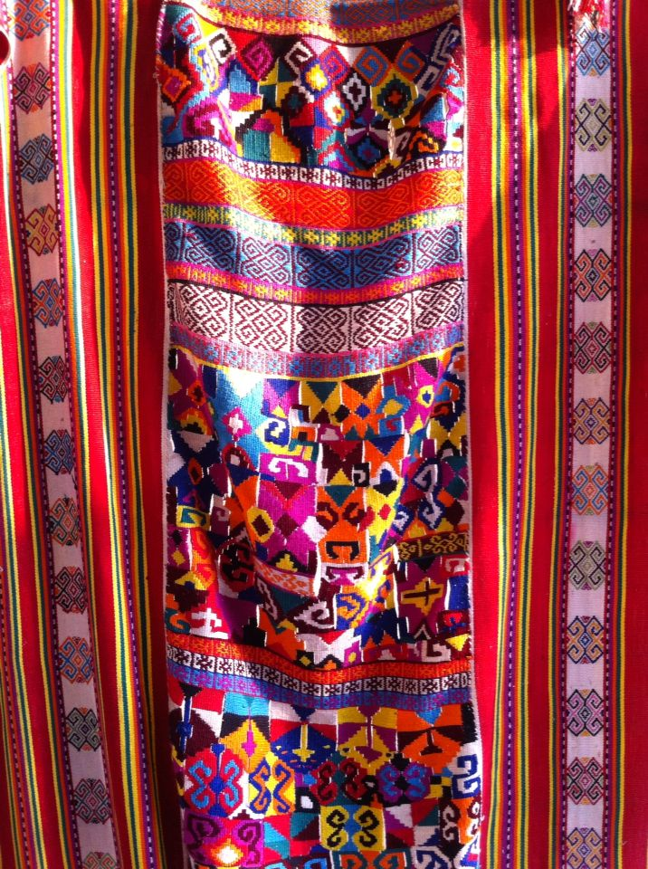 Beautiful vintage style naisa knitting Molo from east nusa tenggara Indonesia