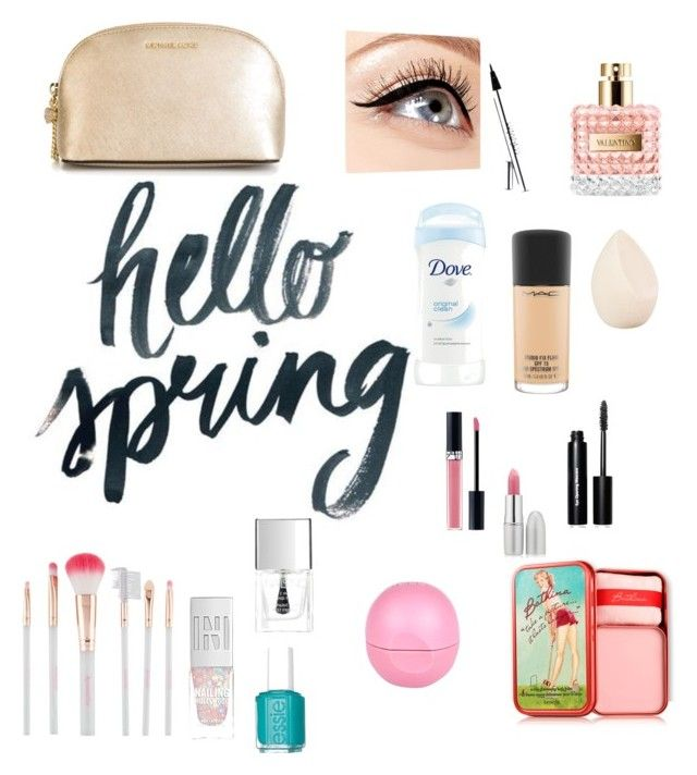"""""""Untitled #45"""" by rayan-2000 on Polyvore featuring beauty, Benefit, River Island, Lipsy, Christian Dior, TheBalm, Bobbi Brown Cosmetics, Accessorize, MICHAEL Michael Kors and Luminess Air"""