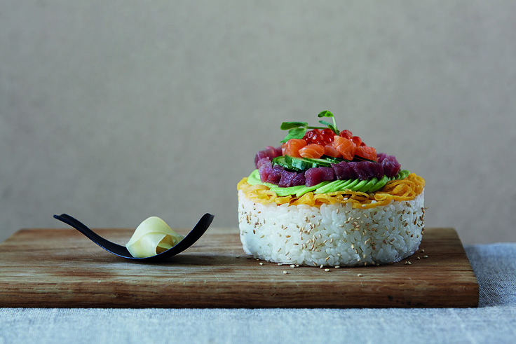 Japanese food by makiko