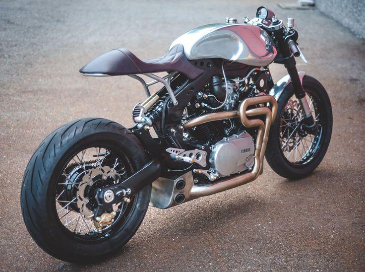 "Yamaha TR-1 "" The Fireball "" – Plan B Motorcycles"