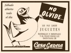 Juguetería Casa García