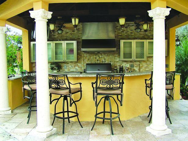 Laserton Outdoor Kitchen