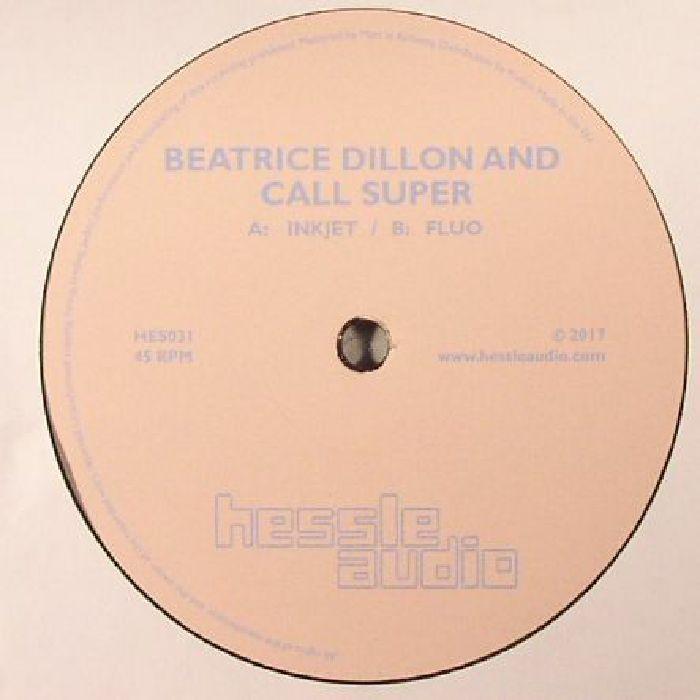Beatrice Dillon   Call Super - Inkjet (Hessle Audio) #music #vinyl #musiconvinyl #soundshelter #recordstore #vinylrecords #dj #House