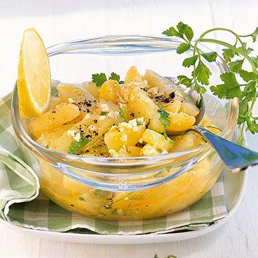 Spanische Zitronen-Kartoffeln Rezept   Küchengötter