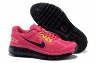 Womens Nike Air Max Shoes Releases 2013 Fushia