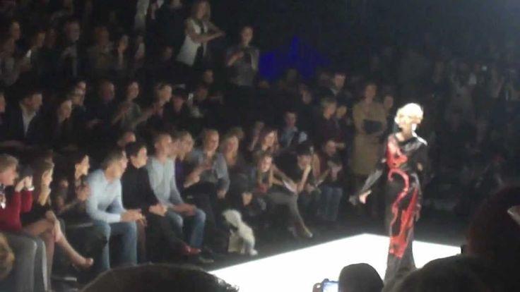 ELENA SOUPROUN на Mercedes-Benz Fashion Week Russia