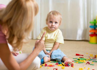 Wenn Kinder nicht hören wollen – 6 Schritte zu einer gewaltfreien Lösung