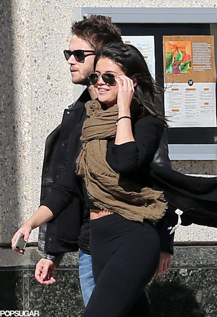 Selena Gomez and Zedd in Atlanta 2015 | Pictures | POPSUGAR Celebrity
