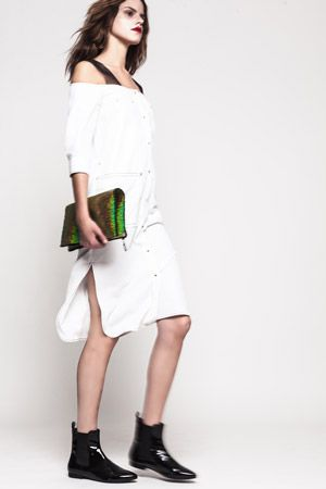 great dress by ann-sofie back...via stop it right now