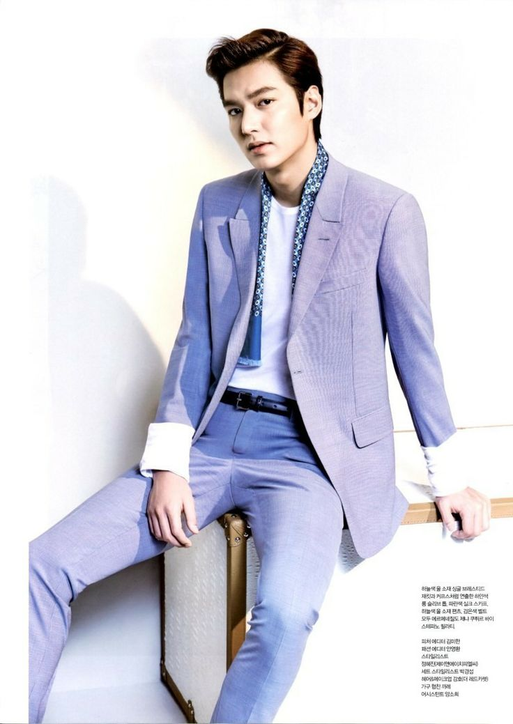cr:letto_ @ Naver blog  Minho for L'Officiel Hommes 1/9