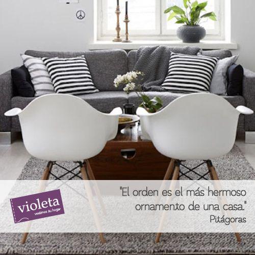 Pitágoras #Frases #Quotes #Hogar