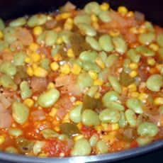 Lima Bean Medley Recipe