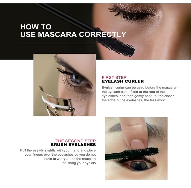 how to keep eyelashes curled after mascara