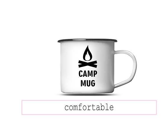 CAMPING Mug Personalized Mug Custom Mug Engraved Mug Custom