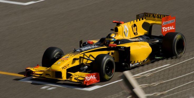 2010 Renault R30 (Robert Kubica)