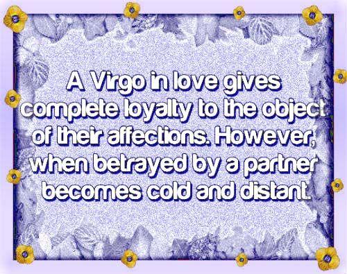 Virgo Love Quotes. QuotesGram
