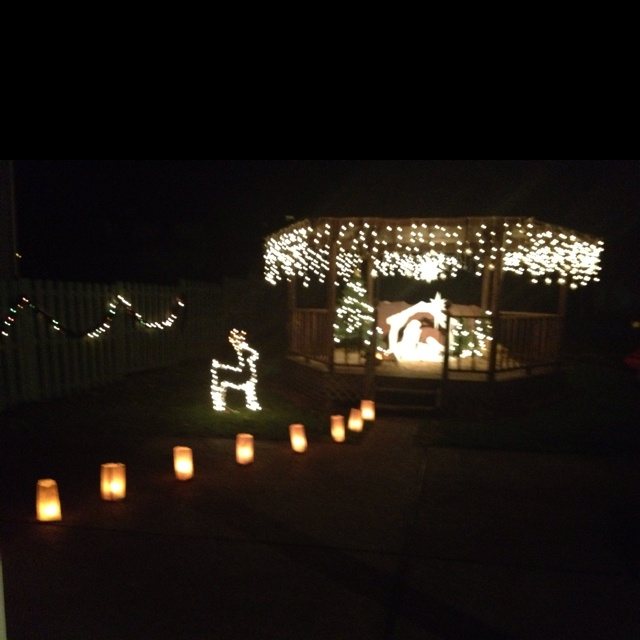 8 best murfreesboro memories images on pinterest murfreesboro outdoor nativity scene aloadofball Gallery