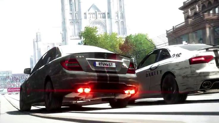 Visit nameofthesong for the trailermusic of: GRID Autosport - Trailer